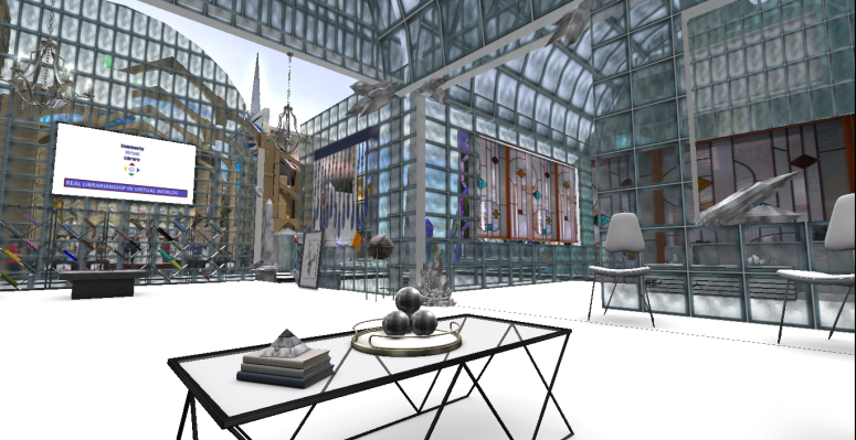 Community Virtual Library Crystal Cathedral Exhibit