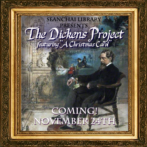 The Seanchai Library Presents Dickens Project featuring
