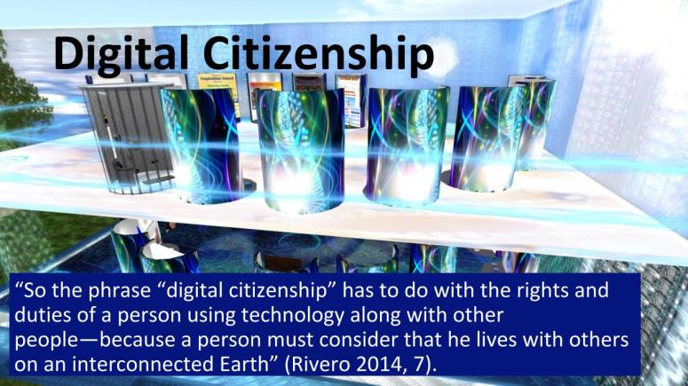 Digital Citizenship -