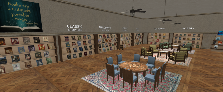 Community Virtual Library Main Library Collection Snapshot